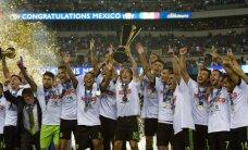 Meksika septīto reizi triumfē CONCACAF Zelta kausa izcīņā