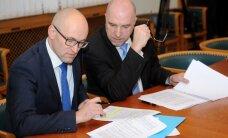 RP tuvināšanās 'ceļa karti' ar 'Vienotību' veidos Demiters; uz EP grib virzīt Pavļutu