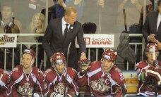 Rīgas 'Dinamo' izbraukumā spēkojas ar Prāgas 'Lev' hokejistiem