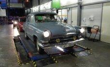 Sestdien Valmierā Tehniskās apskates naktī pārbaudītas 209 automašīnas