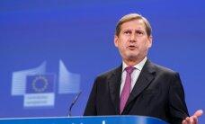 Еврокомиссар: соглашение об ассоциации Украины и ЕС фактически вступило в силу