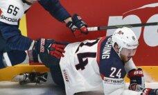 Video: Slovākija pagarinājumā uzvar ASV, bet netiek ceturtdaļfinālā