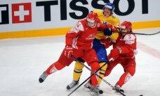 Pasaules čempionāts hokejā. Trešās spēļu dienas teksta tiešraides arhīvs