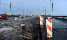 Remontdarbu dēļ Rīgā būs izmaiņas sabiedriskā transporta kustības organizācijā uz Salu tilta