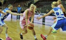 Latvijas basketbolistes gatavošanos Eiropas čempionātam sāk ar uzvaru
