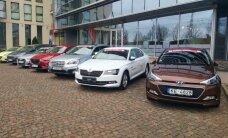 Nosaukti 'Latvijas Gada auto 2016' titulu ieguvēji