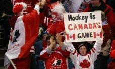 Kanādas hokeja izlasei pievienojas vārtsargs Hakets un uzbrucējs Barouss