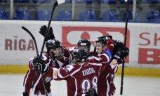 HK 'Rīgas' dramatiskā mačā izcīna sesto uzvaru pēc kārtas