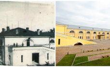 Ceļojums laikā: Daugavpils cietokšņa gadsimtu stāsts – cari, cietumi, virsnieki un Rotko māksla