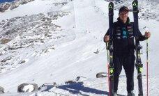 Zvejnieks divreiz finišē sešiniekā FIS slalomā Slovēnijā