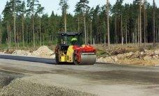 Turpinās remontdarbi uz valsts autoceļiem; daudzviet pamatīgi ierobežojumi