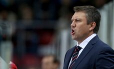 KHL klubs 'Soči' pagarina līgumu ar galveno treneri Bucajevu