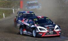 Nitišs un Baumanis arī Norvēģijas 'World RX' posmā neiekļūst finālā