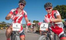 Riteņbraucēji Blūms un Pētersons Pasaules kausa sezonu MTB XCO krosā noslēdz labāko 20 skaitā