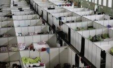 Vācijas valdība vienojas par stingrāku patvēruma piešķiršanas politiku