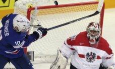 Video: Pasaules hokeja čempionāta dienas TOP5