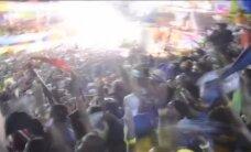 Video: Traģēdijā karnevālā Haiti 18 bojāgājušie