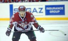 Miķelis Rēdlihs - ceturtais labākais piespēļu dalītājs KHL Gagarina kausa izcīņā