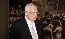 Čehijas prezidentu turpmāk ievēlēs tauta