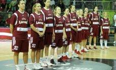 Latvijas sieviešu basketbola izlase uz Itāliju dodas bez Putniņas