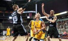 'Ventspils' basketbolisti gāž 'VEF Rīga' no Latvijas čempionu troņa