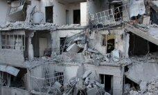 Десятки человек погибли при ударе по лагерю беженцев в Сирии