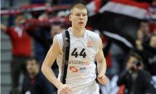 Dāvis Bertāns nominēts Eiropas gada labākā jaunā basketbolista balvai