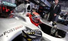 FIA prezidents: Šūmahers nekad vairs nesēdīsies pie F-1 bolīda stūres