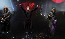 'Black Sabbath' nākamgad Rīgā uzstāsies ar vienīgo šovu Baltijā