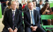 'Lattelecom' un LMT apvienošana: Viens plus viens nebūs divi, brīdina Binde