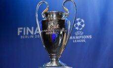 Ar 'Barcelona' un 'Bayern' dueli turpinās UEFA Čempionu līgas pusfināls