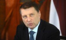 Prezidents Vējonis apsveic Savčenko ar atgriešanos Ukrainā