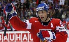 Latvijas otrā pretiniece Čehija mājās notiekošajā PČ spēlēs ar septiņiem NHL spēlētājiem
