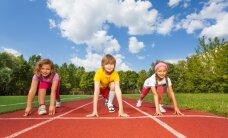 Trenera padomi, kā sagatavot mazos skrējējus bērnu maratonam