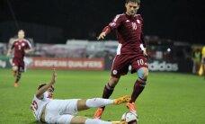 Latvijas futbola izlase Pasaules kausa kvalifikāciju sāks ar maču Andorā