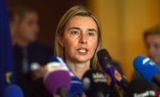 Могерини: Евросоюз снова продлит антироссийские санкции