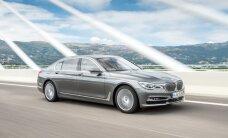 BMW 7. sērija ieguvusi pasaulē visjaudīgāko sešcilindru dīzeļdzinēju