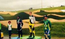 Rio olimpisko spēļu BMX trase negatīvi pārsteidz; Treimanis uzvar testa sacensībās