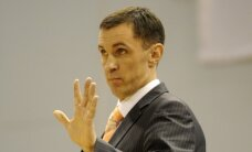 Galvanovskis pie 'Barons'/LDz stūres debitē ar zaudējumu