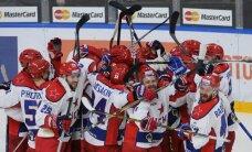 CSKA trešā pagarinājuma vidū salauž SKA un nonāk uzvaras attālumā no Gagarina kausa fināla