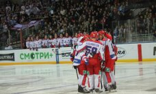 CSKA sasniedz jaunu KHL rezultativitātes rekordu