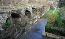 Itālija atvēl divus miljonus eiro Pompeju glābšanai no lietus postījumiem