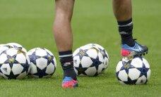 Latvijas jaunais futbola talants Cigaņiks ar gūtiem vārtiem debitē ČL jauniešu turnīrā