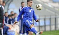 Latvijas futbola jaunais talants Šabala pāriet uz 'Club Brugge'