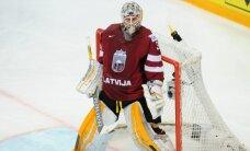 Merzļikins, Džeriņš un Cibuļskis – labākie Latvijas izlases spēlētāji PČ