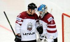 Latvijas izlases vārtus pret Šveici sargās Masaļskis; Ķēniņš atgriežas pirmajā maiņā