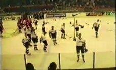 Latvijas ienākšana hokeja elitē: 20 gadi kopš vēsturiskā turnīra Eindhovenā
