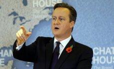 Кэмерон: выход Британии из ЕС угрожает безопасности в Европе