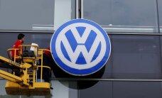'Volkswagen' skandāls: EK par izmešu manipulācijām zināja jau 2013. gadā