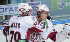 Rīgas 'Dinamo' ar pārliecinošu uzvaru pārtrauc zaudējumu sēriju